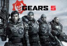 صورة هكذا تعمل شاشات الانتظار بلعبة Gears 5 على جهاز Xbox Series X .