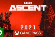 صورة الإعلان بشكل رسمي عن موعد إصدار لعبة The Ascent .