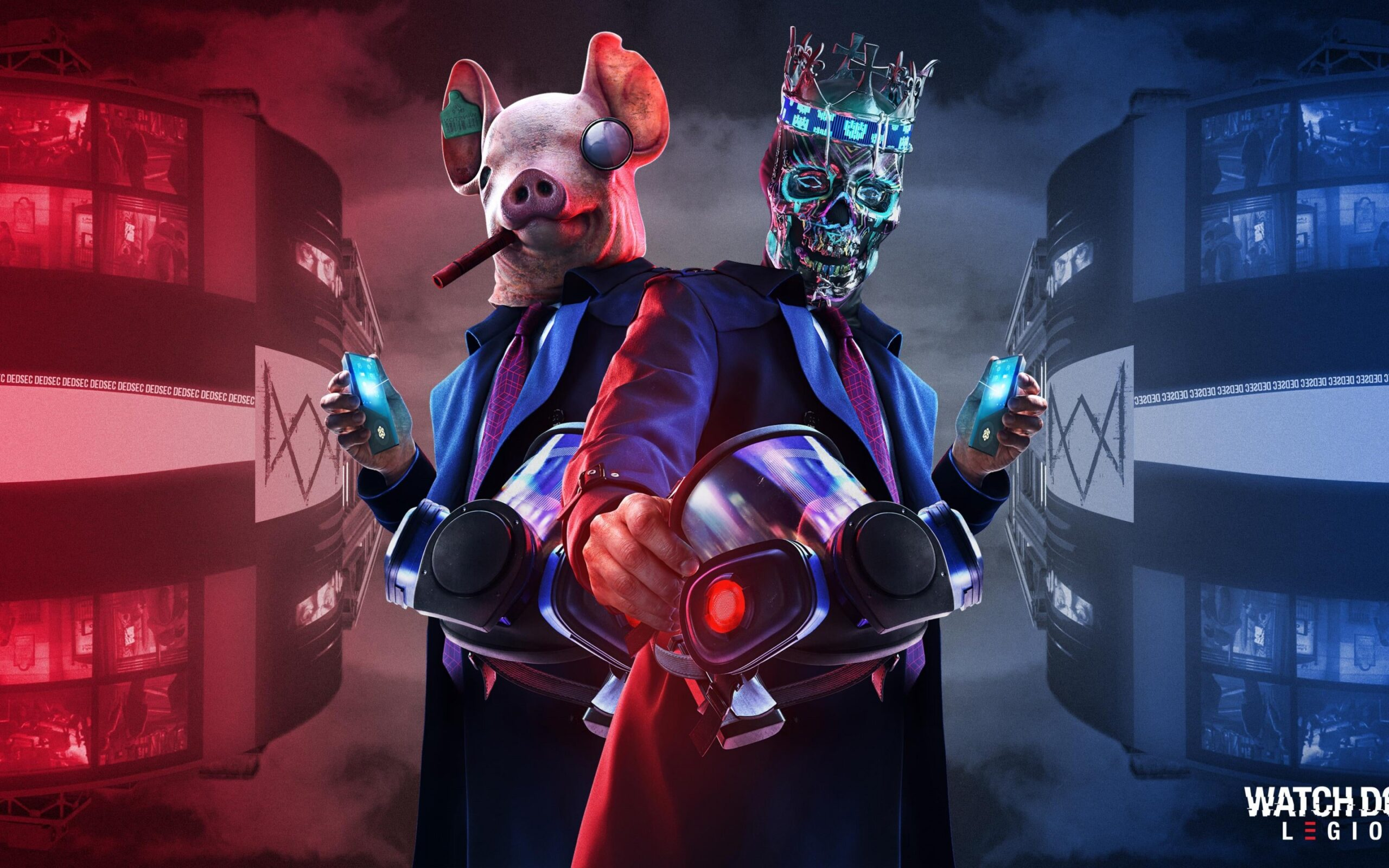 watch dogs legion ded coronet mask pig mask playstation 5 2880x1800 673 scaled