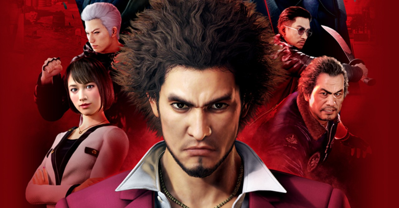 yakuza like a dragon steam pc