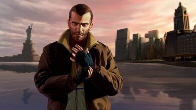 صورة ستواجه صعوبة كبيرة في إنهاء المهمة الأخيرة بلعبة GTA 4 على جهاز Xbox Series X .