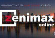 صورة فريق Zenimax Online يفتتح مكتب جديد بمدينة San Diego .