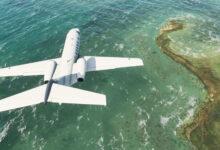 صورة لعبة Microsoft Flight Simulator ستحصل على تحديث ضخم خلال شهر يناير وطائرات الهليكوبتر قادمة خلال عام 2022 .