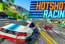 صورة اضافة مجانية جديدة للعبة السباقات Hotshot Racing