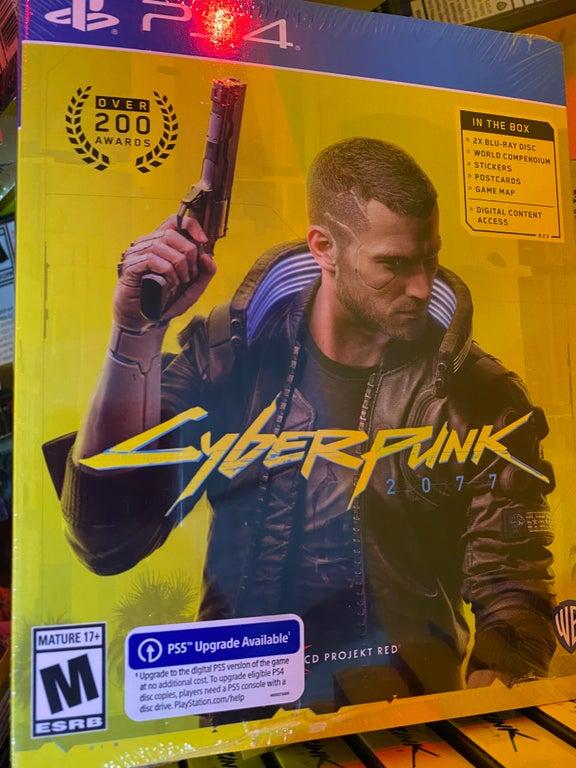 cyberpunk 2077 copy
