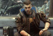 صورة تسريب نسخة المتاجر من لعبة Cyberpunk 2077 قبل موعد إصدارها الرسمي .