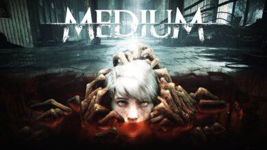صورة عرض دعائي جديد لـ The Medium يسلط الضوء على موسيقى اللعبة .