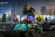 Xbox dashboard new
