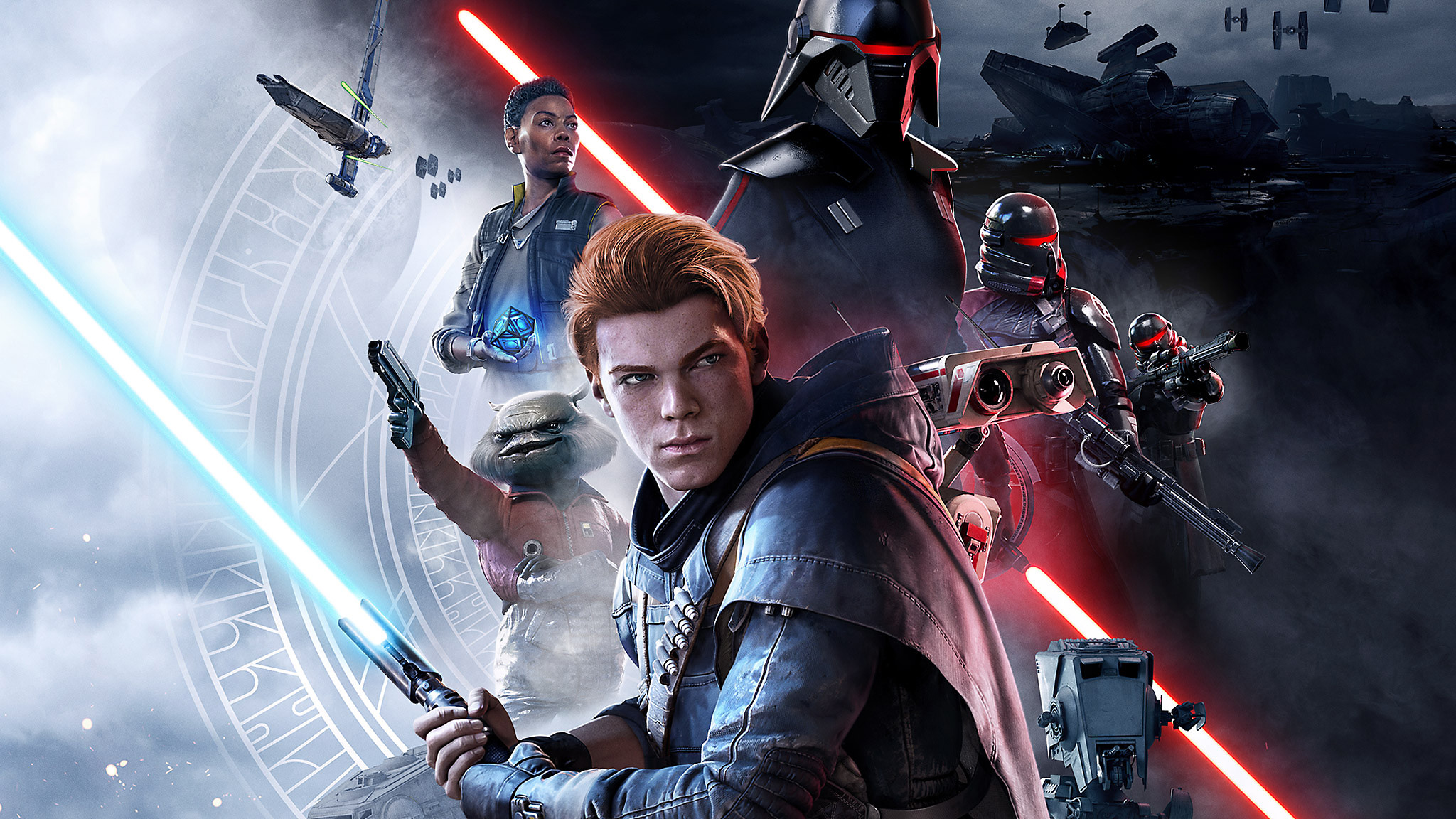 2019 star wars jedi fallen order 6v
