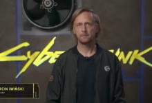 صورة مؤسس فريق CD Projekt Red يعتذر عن مشاكل لعبة Cyberpunk 2077 .
