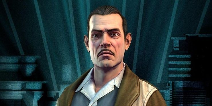 BioShock Andrew Ryan