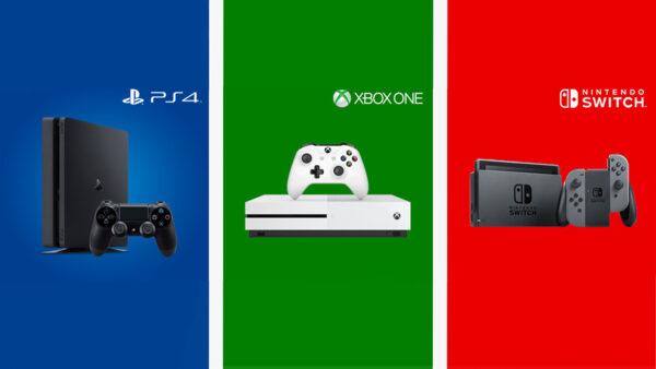 Gen 8 consoles