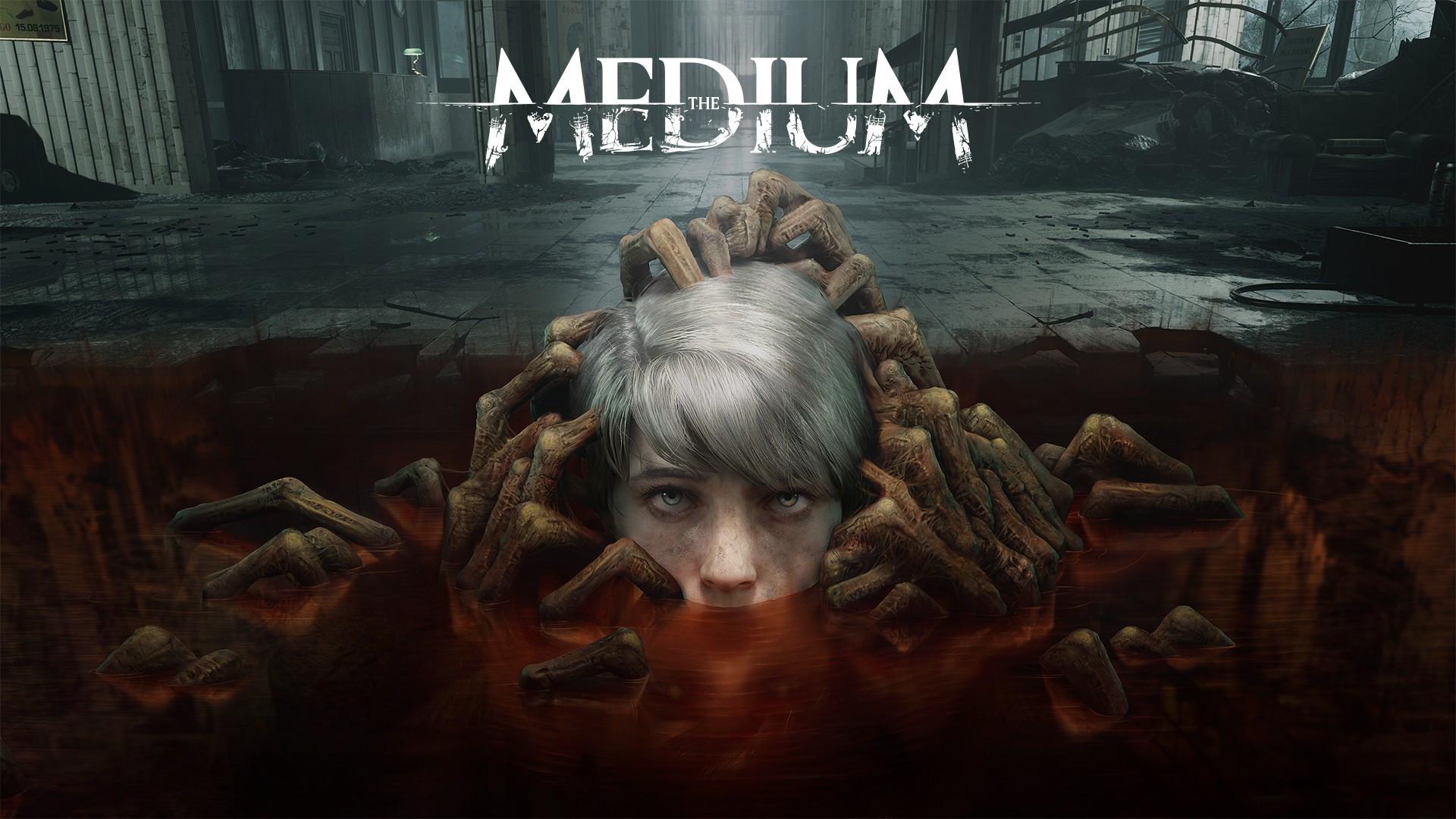 TheMedium KeyArt HD