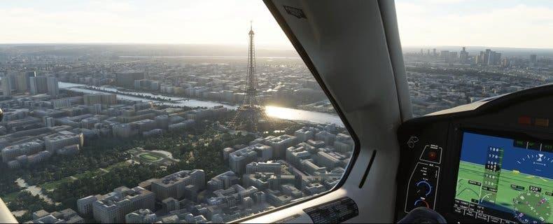 flight sim paris 0fa9e