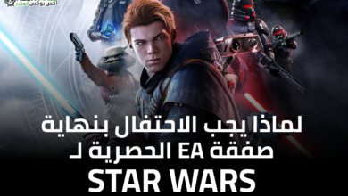 starwars end partnership with EA