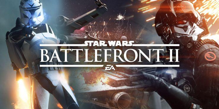 Star Wars Battlefront 2 2021
