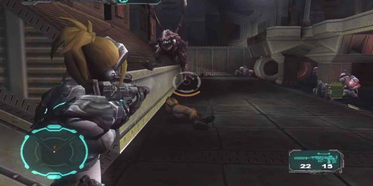 StarCraft Ghost Cancelled Game Screenshot