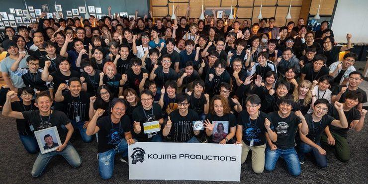 Kojima Productions Staff