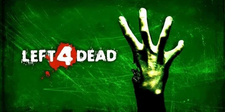 left 4 dead title valve zombie hand
