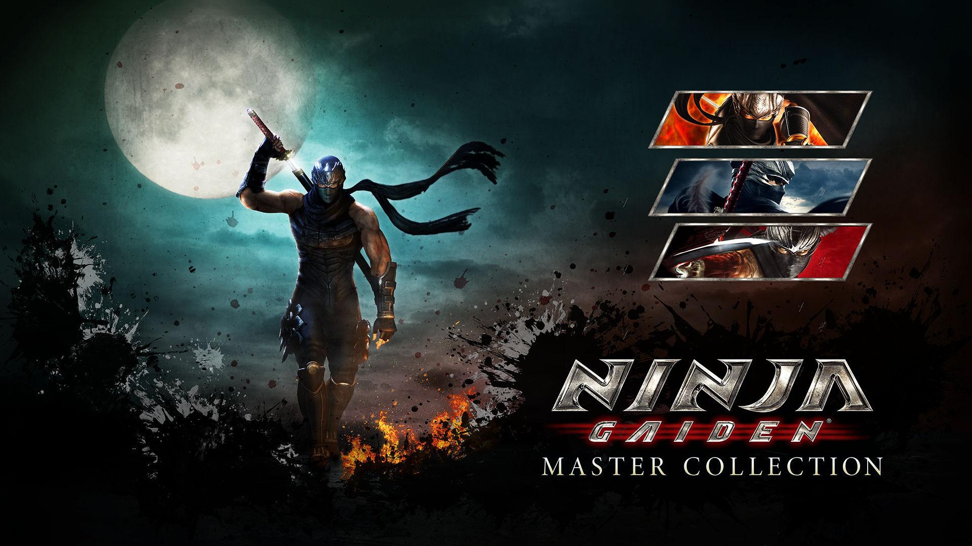 ninja gaiden master collection switch hero
