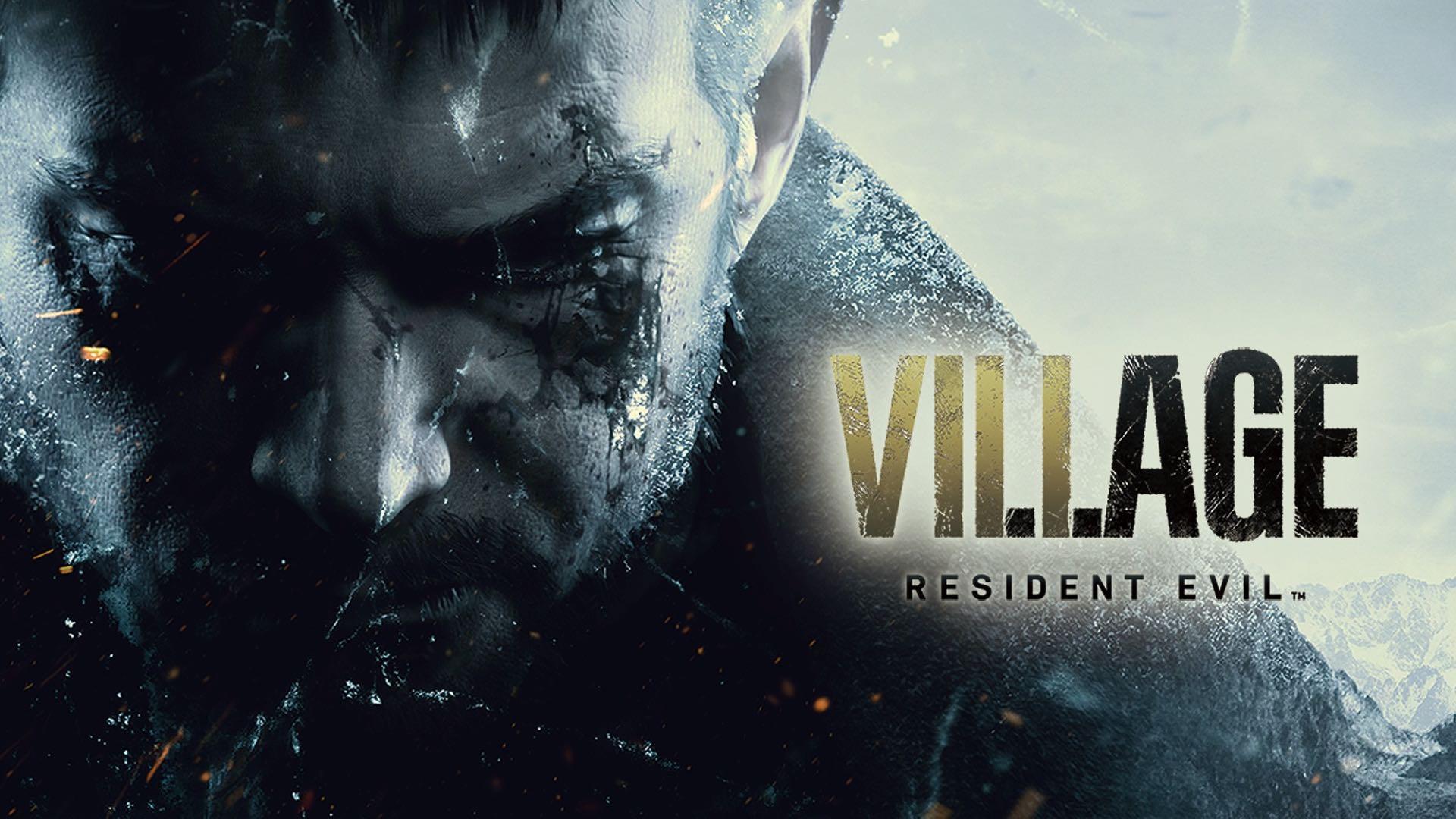 resident evil 8 village header