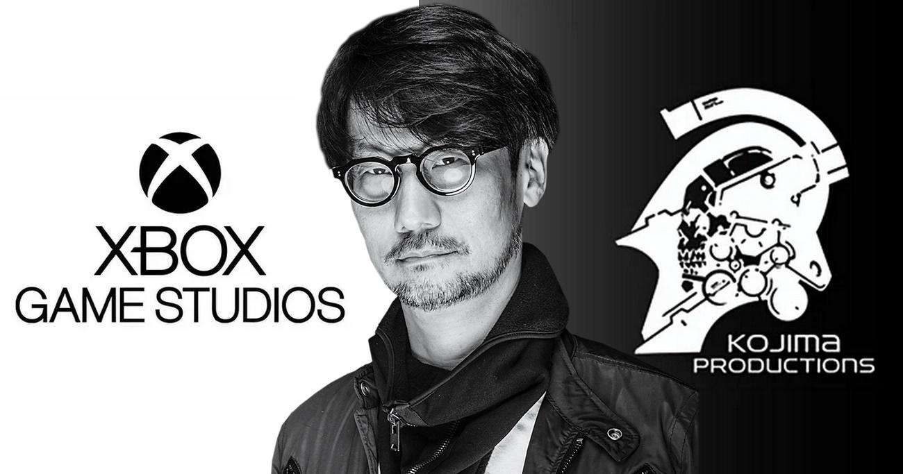 Kojima Productions Microsoft