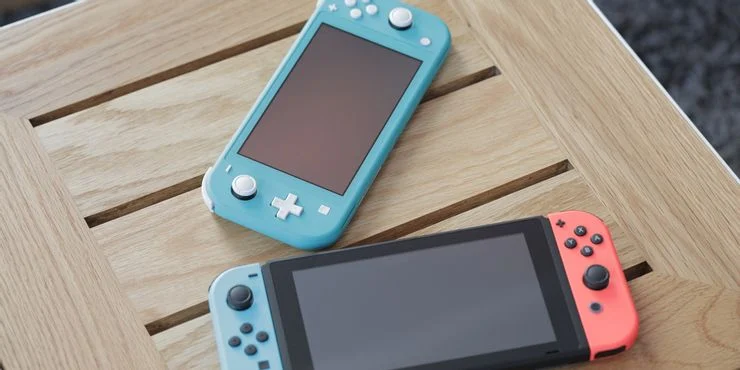 Nintendo Switch And Switch Lite