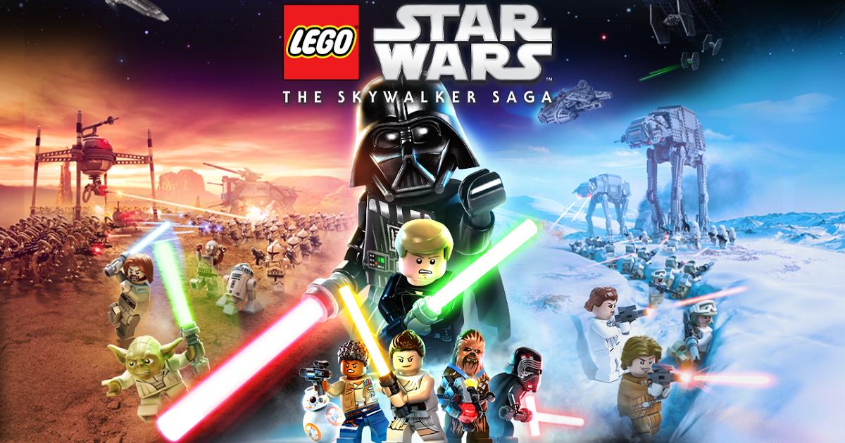 Star Wars VideoGame 1HY20 SkywalkerSaga
