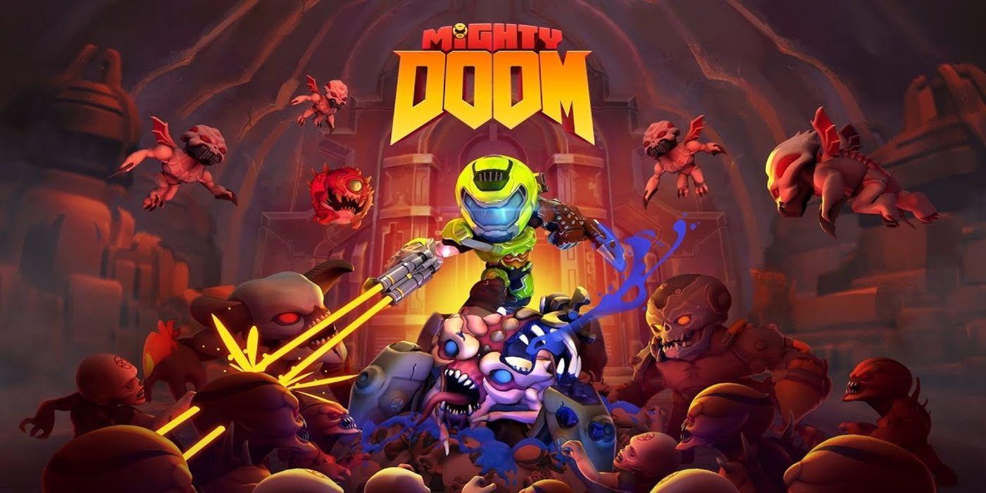 alpha dog working on doom mobile game mighty doom