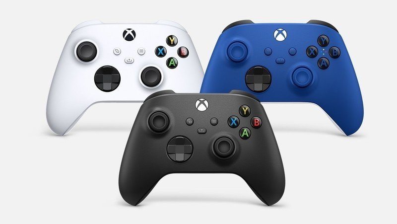 xbox series new controllers 0