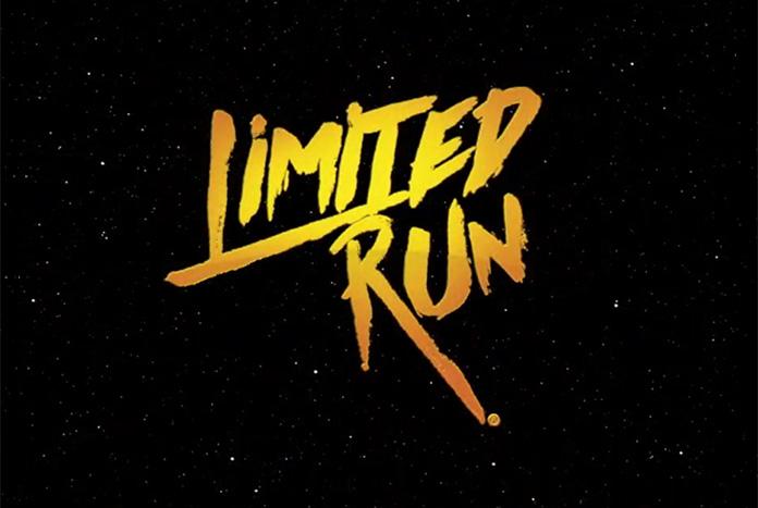 Limited Run Games Logo