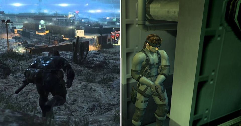 metal gear solid perspectives
