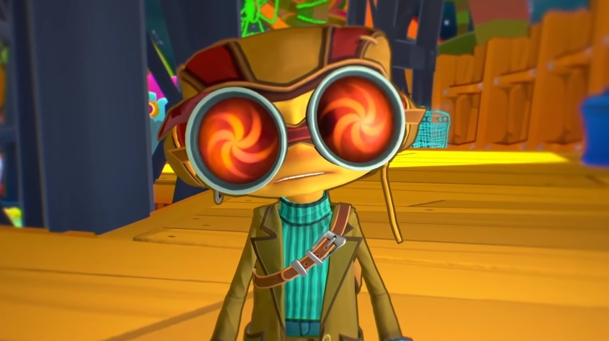 doublefine says psychonauts 2 is playable and finally launching this year 1618851936193