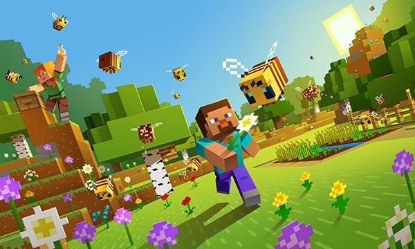 تلعب ماين كرافت للكمبيوتر بالخطوات تشغيل Minecraft باستخدام الكيبورد