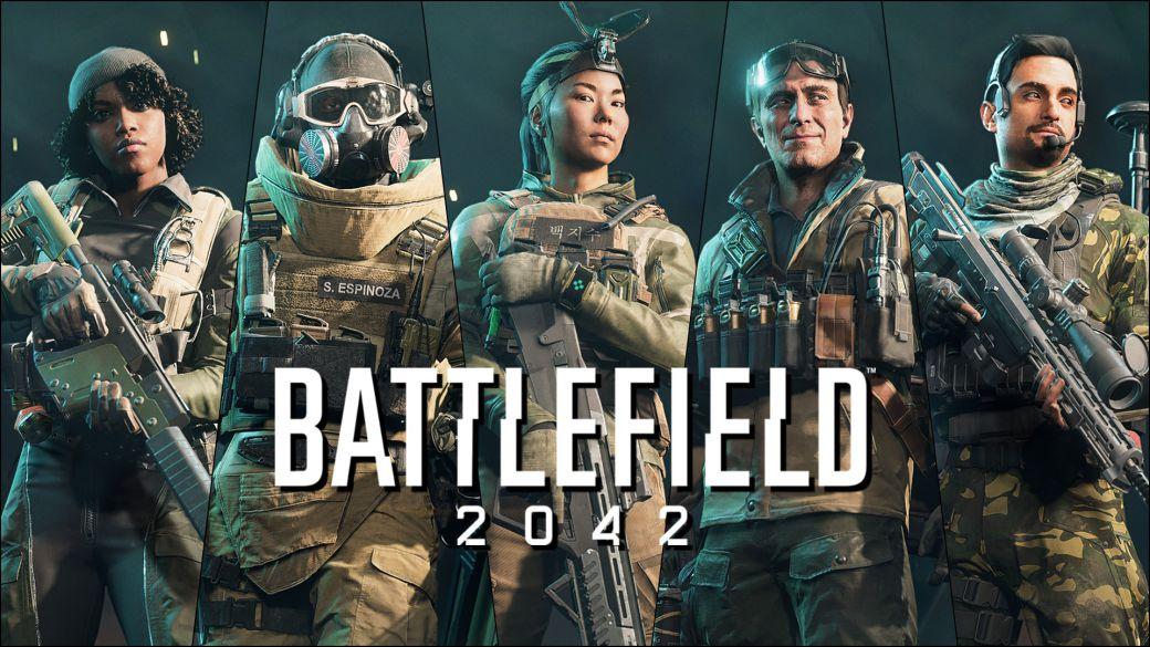 Final Battlefield 2042 Specialists