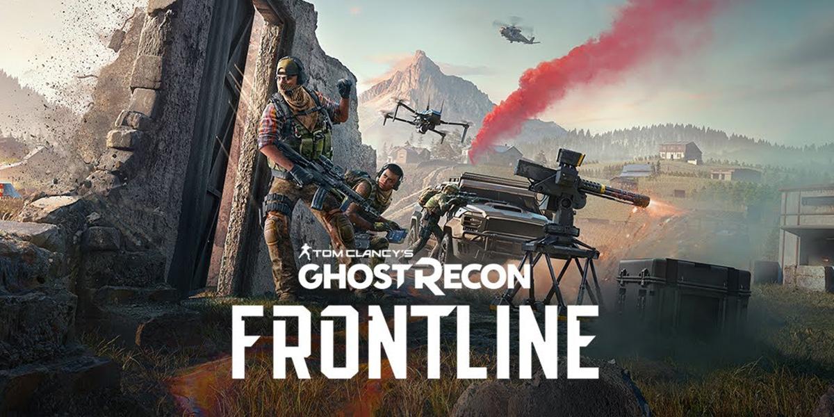 ghost recon frontline 1